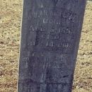 Grave of John William Weatherford