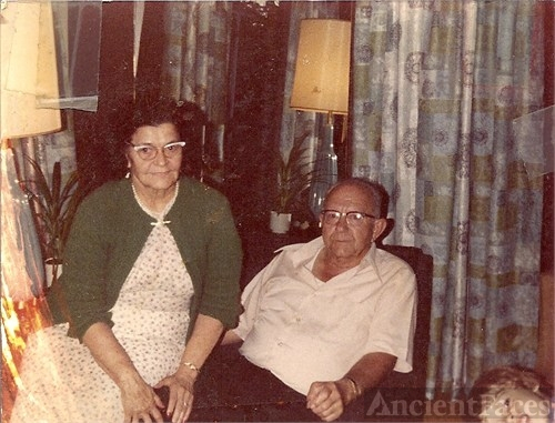 Julia & Bill Busch, Sr., MI 1976