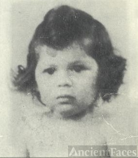 Monique Grimberg 1944