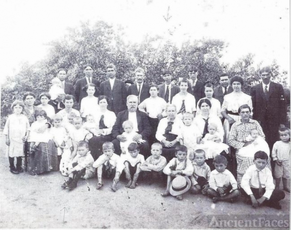 Armistead Malcom Family Reunion