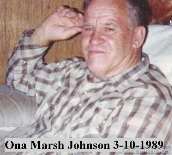 Ona Marsh JOHNSON