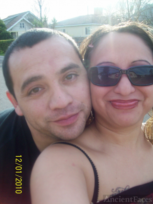 Jose Tamez Jr. & Beatriz (Tamez) Gallegos
