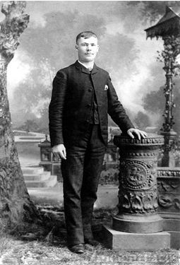 Mathias Hamm, 1882 Minnesota