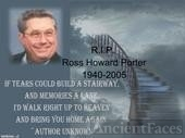 Ross Howard Porter Memorial
