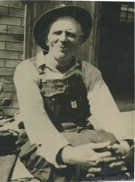 George William Patton, Oklahoma