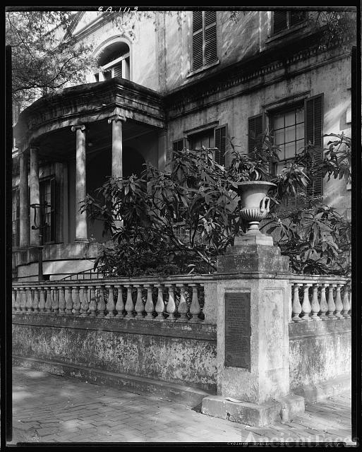 Richardson-Owens-Thomas House, 124 Abercorn St.,...