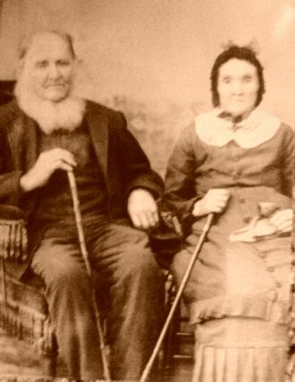Peter and Mary Beck