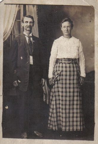 William and Susan (Trafford) Talley