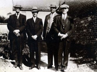 Forest H, Ward C. & Grover C. Thompson & Robert Crone