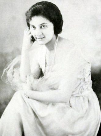 A photo of Bernice Leone Wells