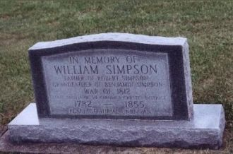 WILLIAM SIMPSON