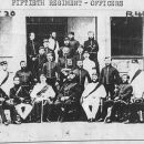 Officers of the 50th Regiment Trincomalee, Ceylon
