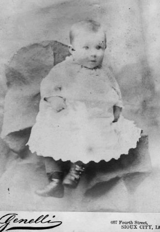 A photo of Faye Lillian Collins