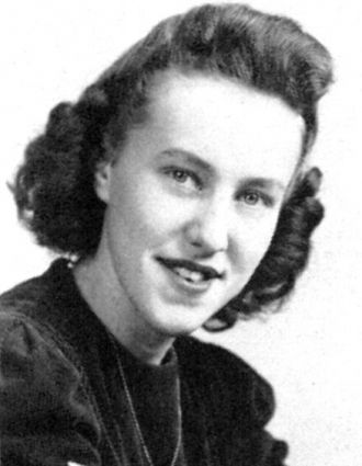 A photo of Dorothy Scott