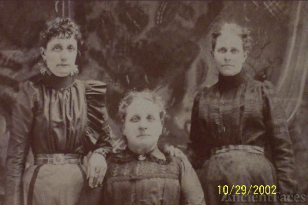 unknown women