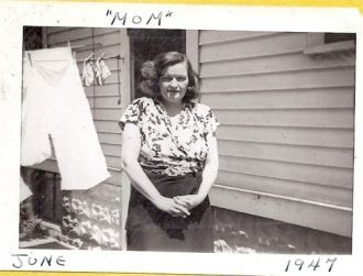 A photo of Eily Keitha (McDonald) Jardine
