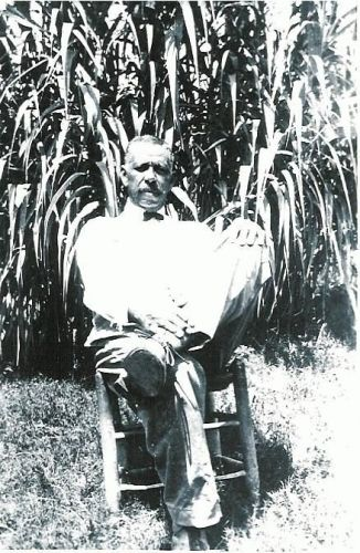 A photo of Amos Spivey