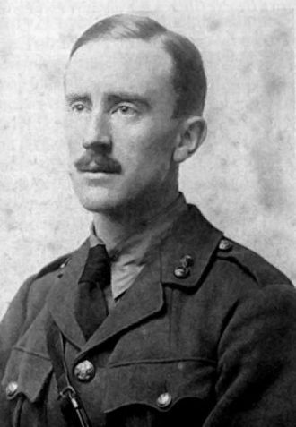 Young J.R.R. Tolkien