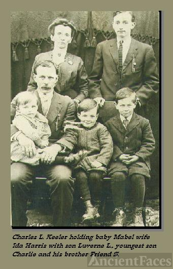 Charles and Ida Keeler Family
