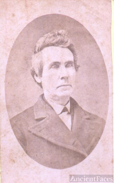 George Rutledge, 1861