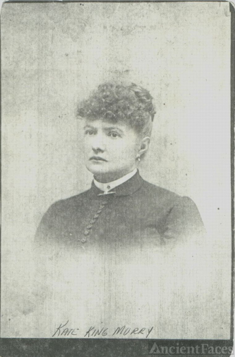 Kate King Murray, 1890