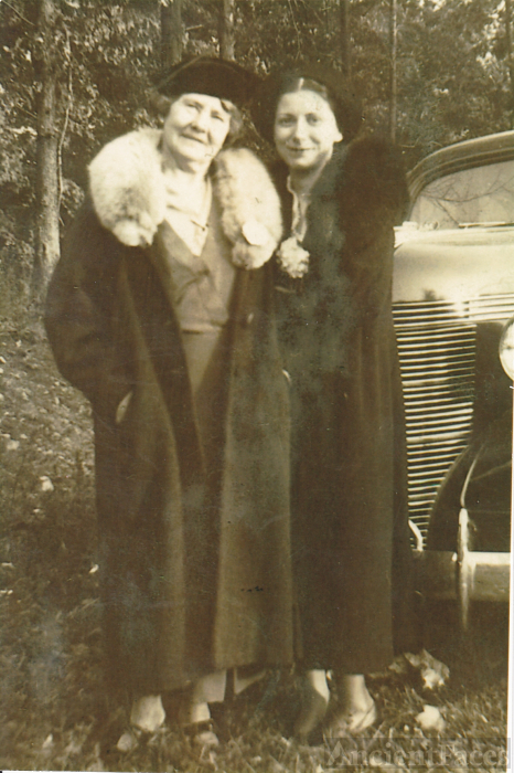 Ethel Martin with Julia Martin?