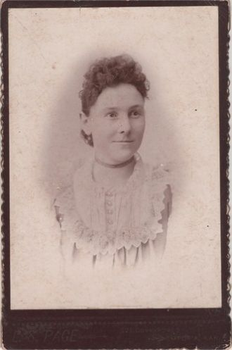 Ina (Morgan) Collins