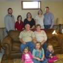 Gary Lee TerBush family