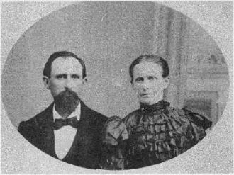 William and Elizabeth Estep