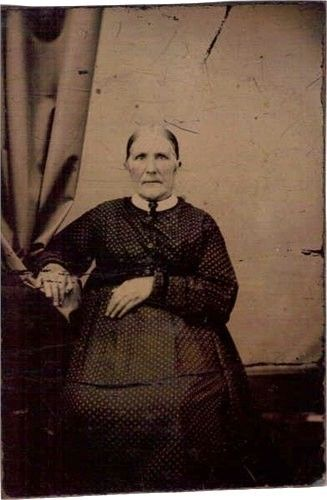 Mary Savage Denver (1816-1880+/-)