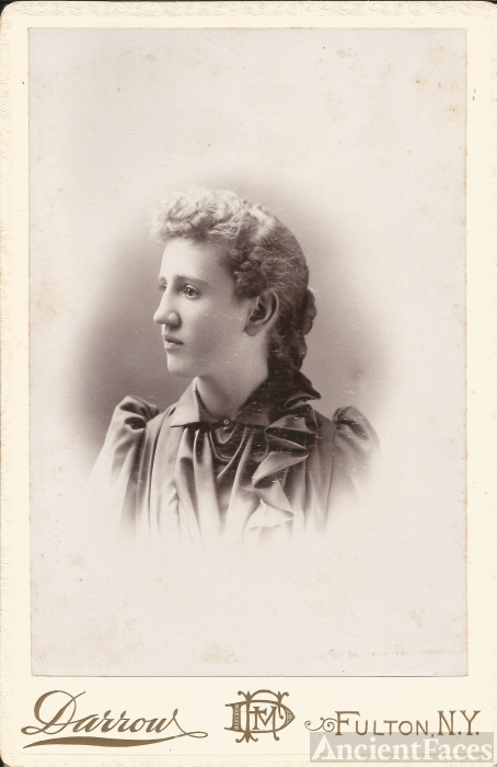 Unknown McMillin Woman? NY
