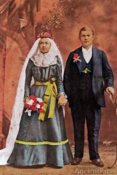 Albert & Mary (Pochron) Popek