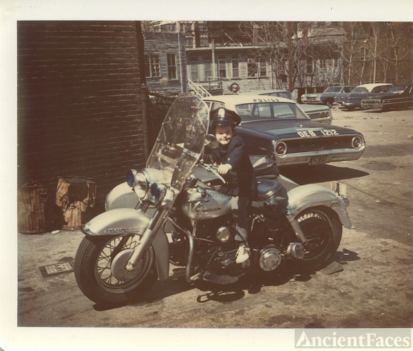 Mark Nason, motorcycle
