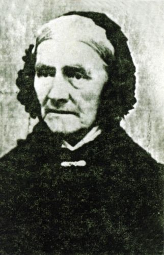 A photo of Maria Billings Linney Morris