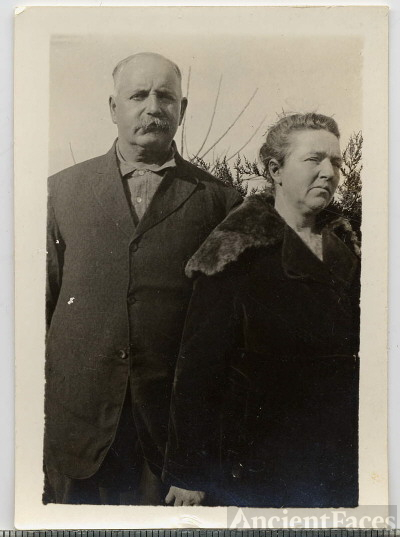 George Robert and Lee Alice Wilhelm Tate