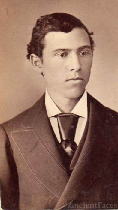 CDV by Henry Noss, Photographer