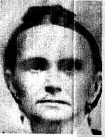 A photo of Harriet Ann Hefford/Efford Roberts