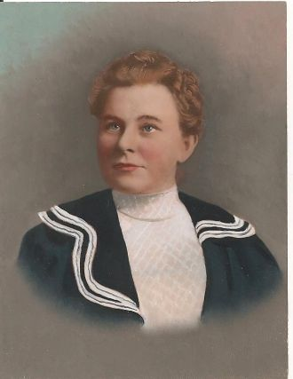 Abigail Mary Wheeler Shick, IN 1900