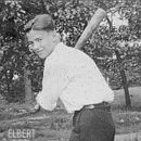 Elbert Baril, 1927