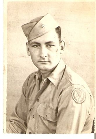 A photo of Pfc Charles R. Lax
