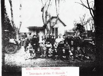 Descendants of Roxa Olive (Pingrey) Prescott Rennick