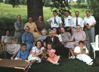 George Jackson Family Reunion