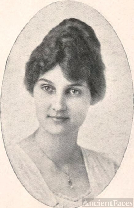Lucille Palmer, PA, 1918