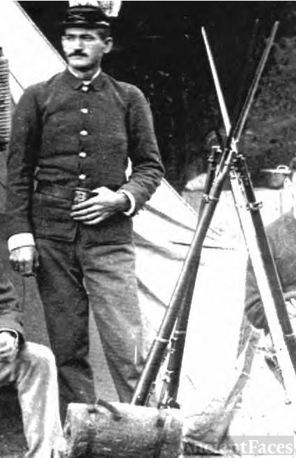 UNION SOLDIER, CIVIL WAR