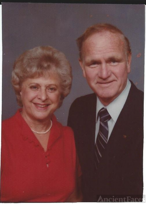 Robert and Annetta LaHay Johnson