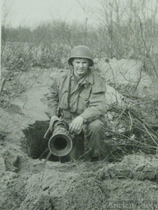 David B. Pacheco, Korean War