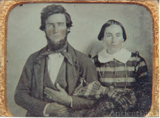 Samuel and Sarah Biddle