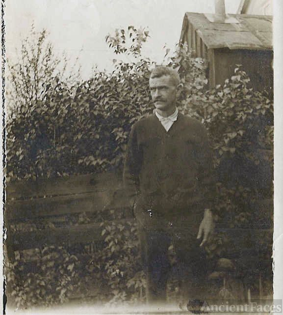 Great Grandfather Frederick Fuess