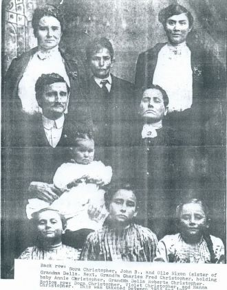 Charles F. Christopher & Family