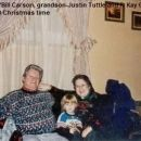 Bill Carson, Justin Tuttle and Kay Carson